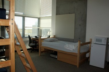 Cal Berkeley Dorm  [ unit one ]