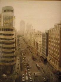 "Autor: Cristina Flores Santos TITUÓleo sobre lienzoLO: ""LA GRAN DESEADA"", (30X27cm)."