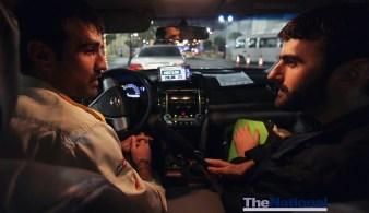Dubai Taxi Driver Series