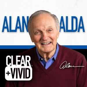 Clear+Vivid with Alan Alda photo