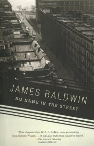 Cover of No Name in the Streetbook