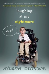 Cover of Laughing at My Nightmarebook