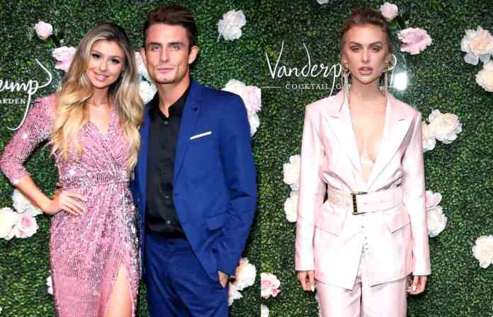 Raquel Leviss Throws Shade At Lala Kent With Bambi Necklace As James Kennedy Calls Out The Vanderpump Rules Cast On Twitter