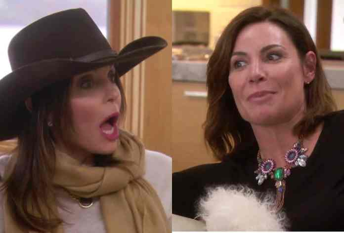 breaking daily hot news - The Real Housewives of New York Recap: Bethenny Lashes Out at Luann