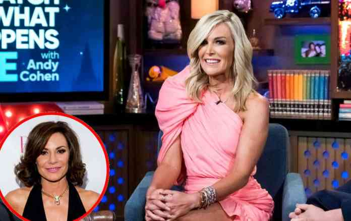 breaking daily hot news - Is RHONY's Tinsley Mortimer Still Planning to Have Kids After Scott Kluth Split? Plus First Look at Luann's 'Feeling Jovani' Music Video!