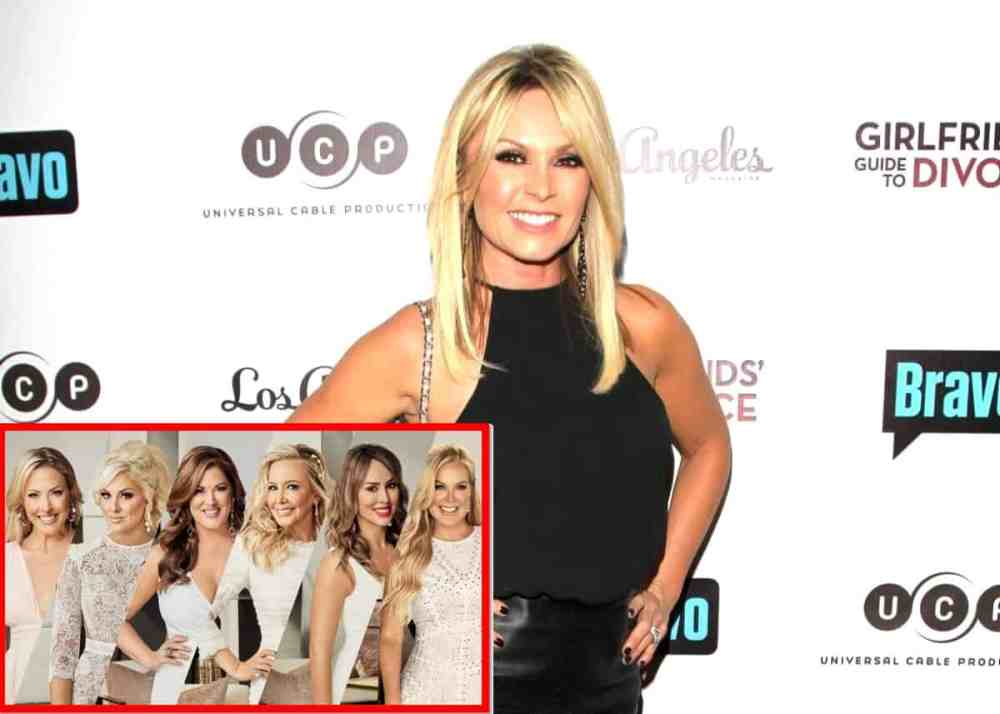 "RHOC Alum Tamra Judge Reveals Which Cast Member Should Be Fired, Who Should Be Demoted, and Why Andy Cohen May Make an ""Example"" Out of Kelly, Plus Claims Shannon Beador Has a Drinking Problem and Says Braunwyn Windham-Burke Shouldn't Have a Girlfriend"
