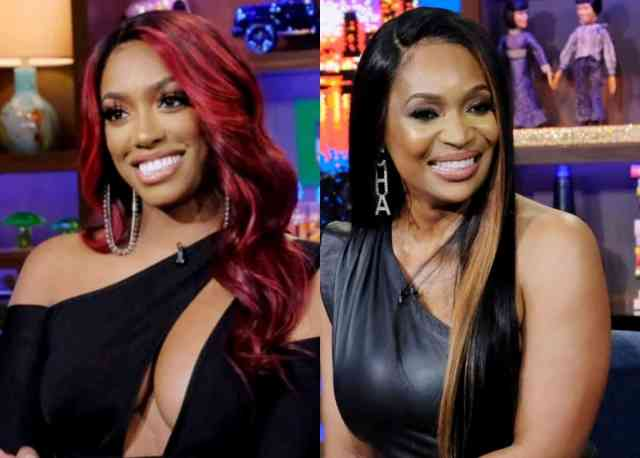 RHOA's Porsha Williams Talks Marlo Hampton Feud as She's Blasted for Revealing Why She Allowed Herself to Get Pregnant by Ex-Fiancé Dennis McKinley, Plus Live Viewing Thread