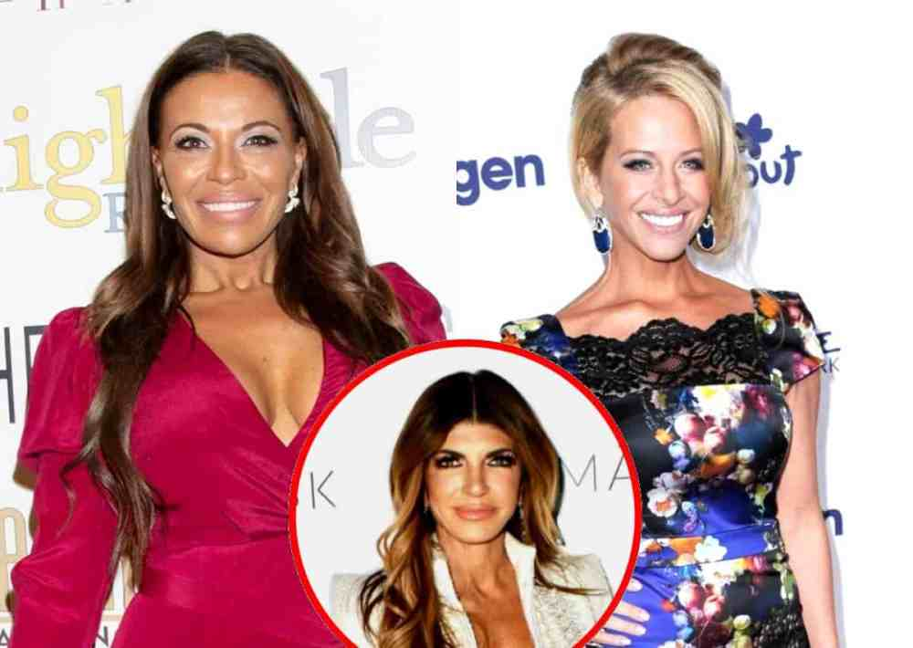 "Dolores Catania Shades Former Friend Dina Manzo, Says Teresa Giudice Needs To Be ""Forthright"" About Her New Relationship And Reveals Which RHONJ Husband She Used To Work With"