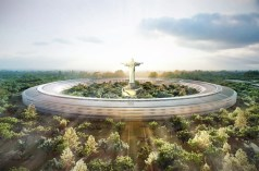 Foster + Partners' Posthumous Redesign of Apple Headquarters