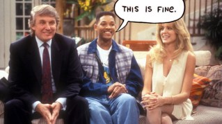 """Fresh Prince Says - This Is Fine"" by Joe Garcia"