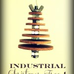 Diy Industrial Christmas Tree Ornament Reality Daydream