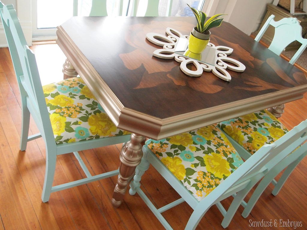 Dining Table Painted Gold Gold Painted Dining Room Table RoomyDining Table Painted Gold   Amazing Bedroom  Living Room  Interior  . Dining Table Painted Gold. Home Design Ideas