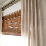 Custom Fit Bamboo Shades For Any Window Reality Daydream