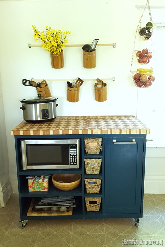 bold and eclectic kitchen reveal