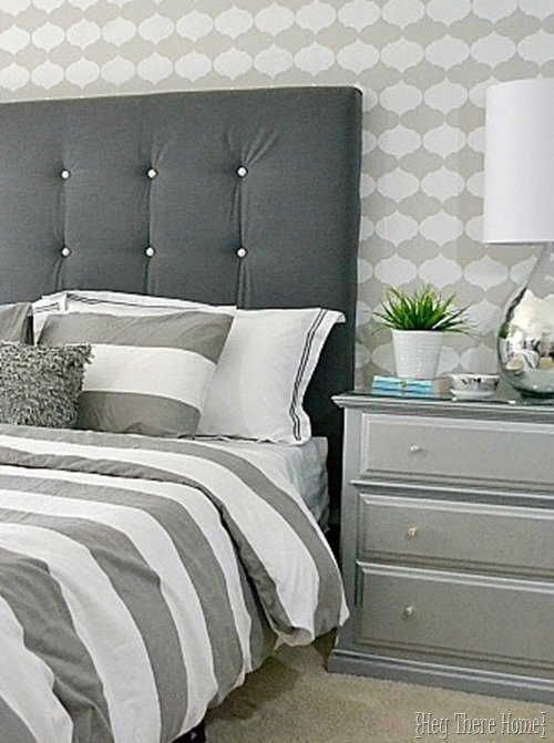 Upholstered Headboard Ideas for Kids   to buy or DIY  DIY Upholstered Headboard