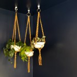 How To Easy Macrame Hanging Planter Video Reality Daydream