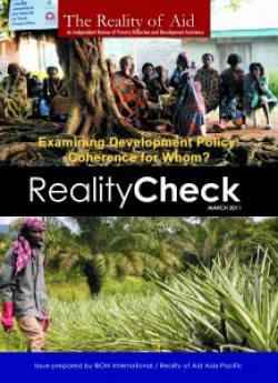 Examining Development Policy: Coherence for Whom?