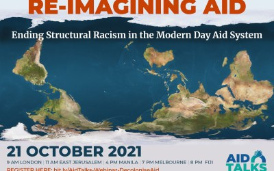 RE-IMAGINING AID: Ending Structural Racism in the Modern-Day Aid System