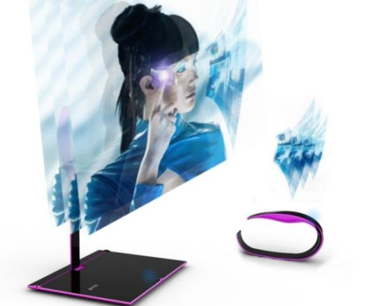 holo mobile computer phone szuxL 22974 Top 10 Touch Phones from Future