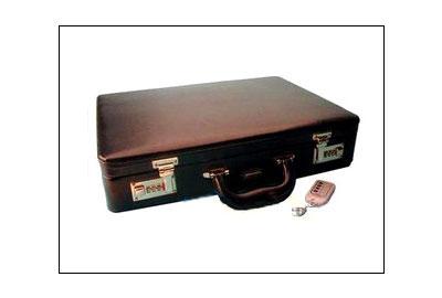 80000 Volt Electric Suitcase Top 10 Spy Gadgets