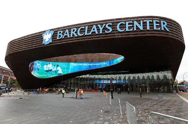 Barclays Center, Brooklyn, N.Y
