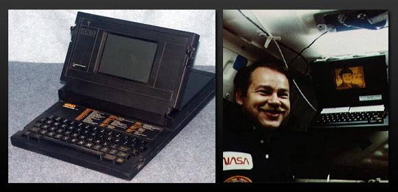 اول كمبيوتر محمول فى التاريخ
