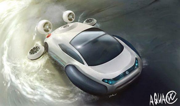 2c002d2987b0ffeff47e41c6223da4e0 Volkswagen Aqua Hovercraft Concept Unveiled