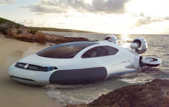 b7561b1cb4435fc2c9dc29f8d32a2c4b Volkswagen Aqua Hovercraft Concept Unveiled
