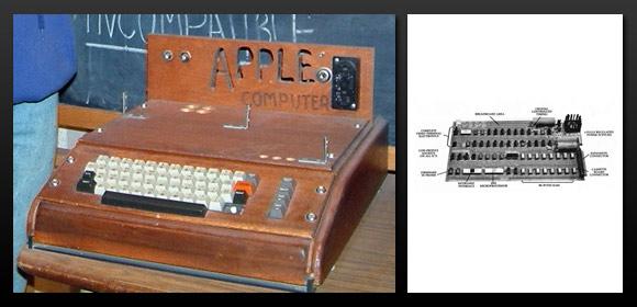 اول كمبيوتر ابل فى التاريخ