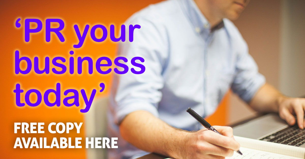 PR your business today