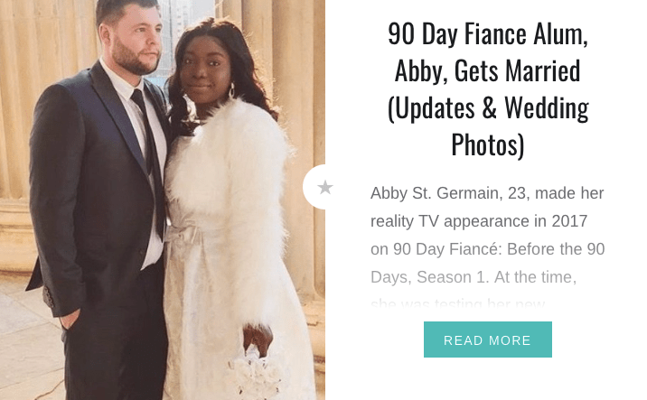90 Day Fiancé Abby Married