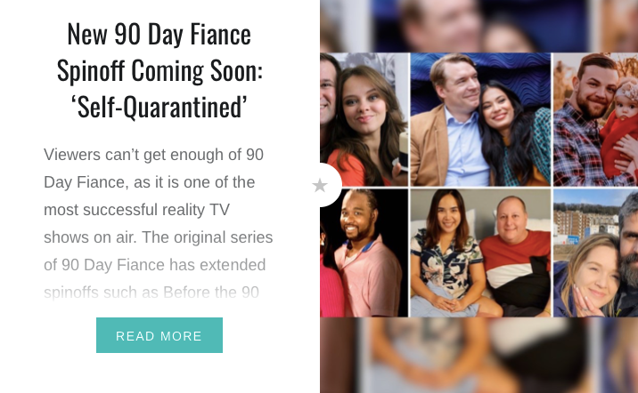 New 90 Day Fiancé Spinoff Coming Soon: 'Self-Quarantined'