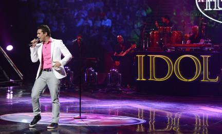 American Idol Las Vegas 2013 - Lazaro Arbos