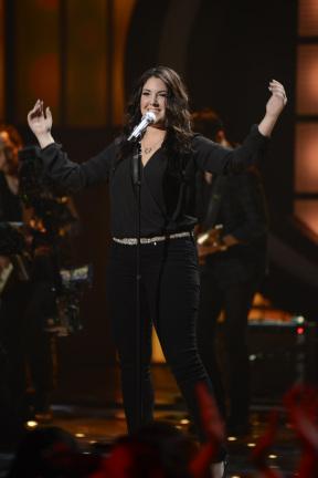 American Idol Season 12 - Kree Harrison