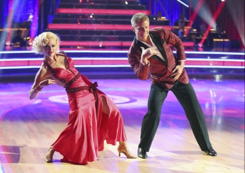 Dancing with the Stars 2013 - Sean and Peta