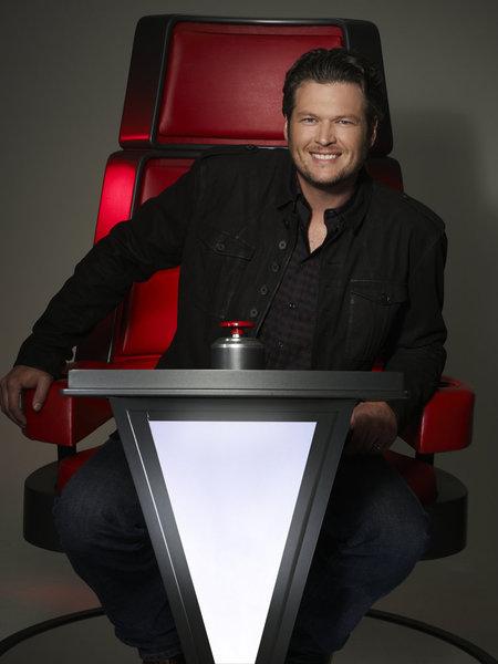 The Voice Season 4 - Blake Shelton