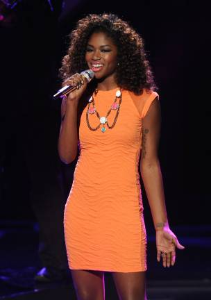 American Idol 2013 Spoilers - Amber Holcomb