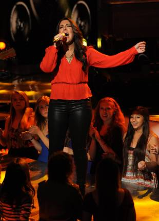 American Idol 2013 Spoilers - Kree Harrison