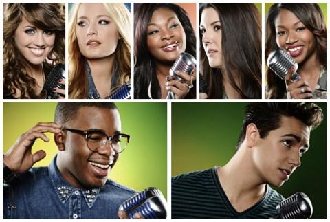 American Idol 2013 - Top 7