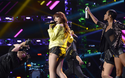 American Idol 2013 Spoilers - Carly Rae Jepsen