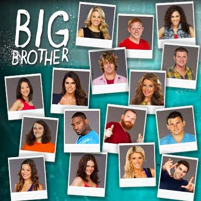 Big Brother 15 Cast
