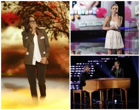 The Voice USA Season 4 Spoilers - Top 3
