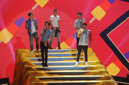 Teen Choice Awards 2013 - One Direction