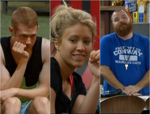 Big Brother 2013 - Final 3