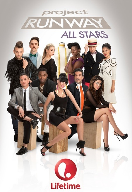 Project Runway All Stars 2013 - Season 3 Cast