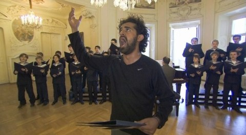 Amazing Race 2013 Preview: Week 6 – Vienna Boys Choir (VIDEO