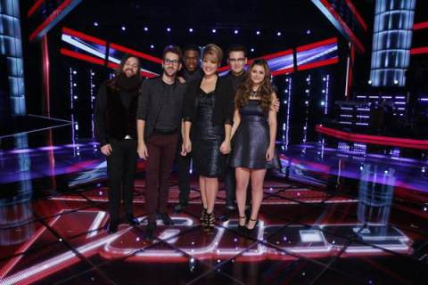 The Voice USA 2013 Spoilers - Top 6