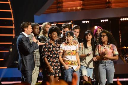American Idol 2014 Spoilers - Top 10 Results Show