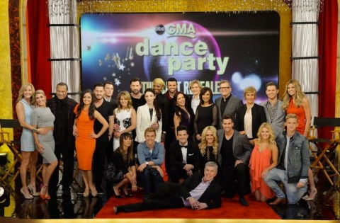 Dancing with the Stars 2014 Spoilers - Season 18 Cast
