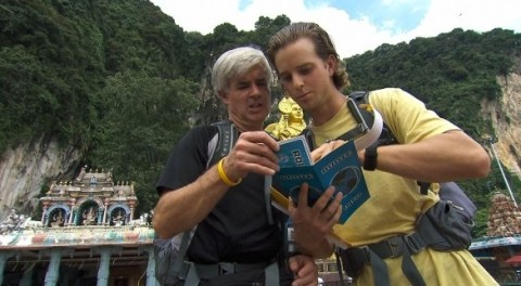 The Amazing Race All Stars 2014 Spoilers - Week 5 Preview 4